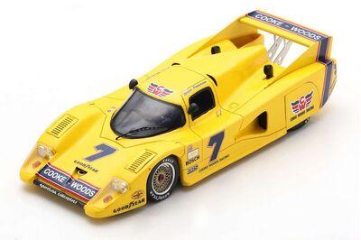 Spark Model S8601 Lola T600 Cooke Woods/Garretson #7 'Brian Redman' Winner Laguna Seca 1981