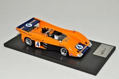 Marsh Models MM082B4 McLaren M20 #4 'Peter Revson' 2nd pl Can-Am Riverside 1972