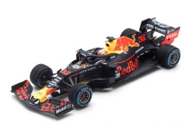 Spark Model S6093 Aston Martin Red Bull Racing F1 Team RB15 #33 'Max Verstappen' winner German Grand Prix 2019