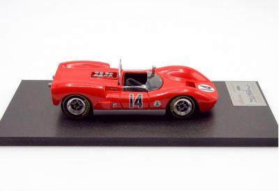 Marsh Models MM276B14 McLaren Elva Mark II Oldsmobile M1B #14 'Bruce McLaren' 2nd pl Mosport 1965