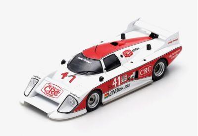 Spark Model US068 March 83 G #41 'Al Holbert' Winner Miami 1983