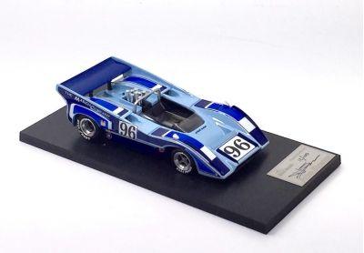"Marsh Models MM258B96 McLaren M8D #96 ""Steve Durst"" 2nd pl US Champions Road Atlanta 1972"