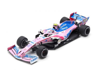Spark Model S6085 SportPesa Racing Point F1 Team RP19 #11 'Sergio Perez' Chinese GP 2019