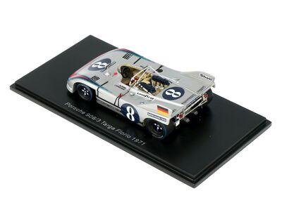Spark Model S2332 Porsche 908/3 #8 'Gérard Larrousse - Vic Elford' Targa Florio 1971