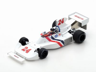 Spark Model S2239 Hesketh Ford 308 #24 'James Hunt' winner Grand Prix of Holland 1975