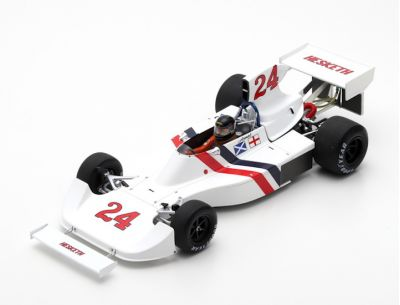 Spark Model 18S406 Hesketh 308 #24 'James Hunt' winner Dutch Grand Prix 1975