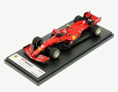 LookSmart Models LSF1029 Scuderia Ferrari SF1000 #16 'Charles Leclerc' 2nd pl Austrian GP 2020