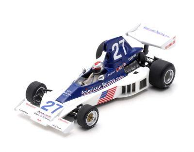 Spark Model S1891 Parnelli VPJ4B #27 'Mario Andretti' Long Beach Grand Prix 1976