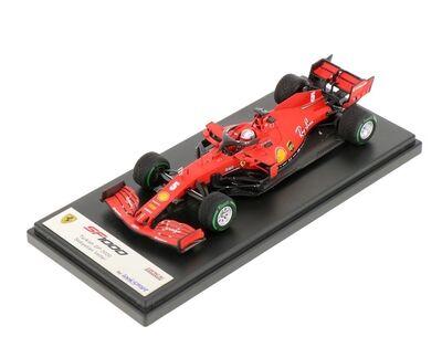 LookSmart Models LSF1033 Scuderia Ferrari SF1000 #5 Scuderia Ferrari 'Sebastian Vettel' 3rd pl Turkish Grand Prix 2020